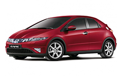 Honda Civic VIII 5D 1.8