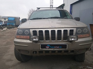 Чип тюнинг Jeep Grand Cherokee II